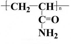 聚丙烯酰胺|9003-05-8结构式图片