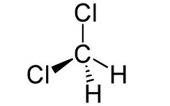 二氯甲烷|75-09-2结构式图片