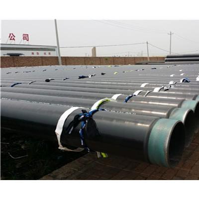 大口径加强级燃气3pe防腐钢管厂家