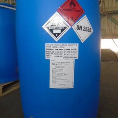 N,N-二乙基乙醇胺进口现货高含量