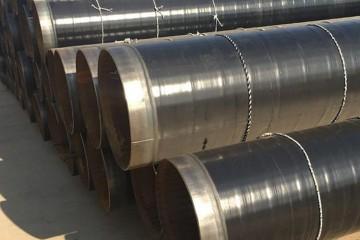 埋地钢制聚乙烯防腐钢管厂家