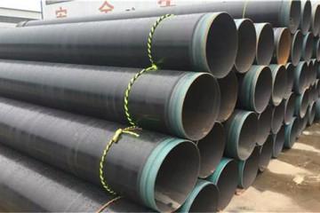 天然气管道输送3pe防腐钢管成品价格