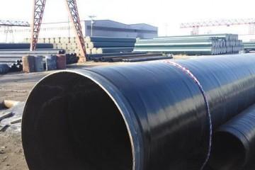预制直埋钢制3pe防腐钢管厂家