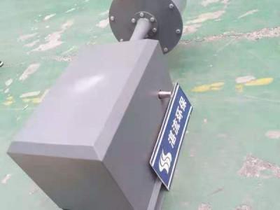 旋笛式声波吹灰器