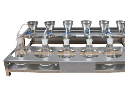 DLC-6多功能不锈钢溶液过滤器
