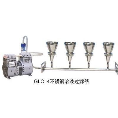 多联不锈钢溶液过滤器GLC-6系列