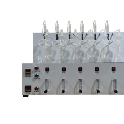 GGC-600S 水质硫化物酸化吹气仪