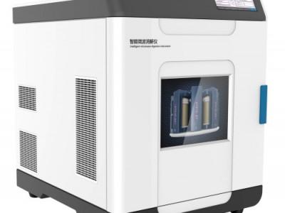 GHZ-S系列 高通量智能微波消解仪
