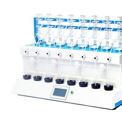 ST106-3T智能一体化蒸馏仪
