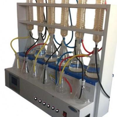 DYB-900多功能蒸馏器 多功能一体化蒸馏仪