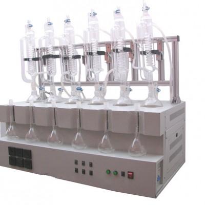 DYB-6W一体化万用蒸馏仪