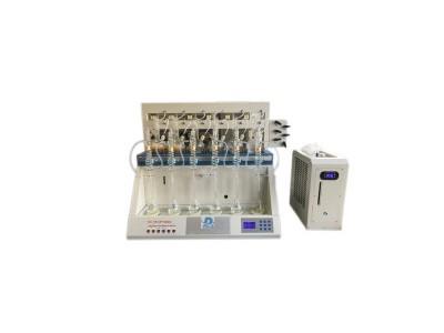 智能水蒸气蒸馏仪DYB-601L